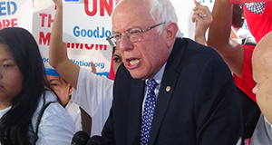 Bernie Sanders Continues To Cause Problems For The Democratic Party