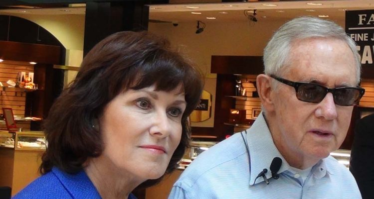 Jacky Rosen Continues To Dodge Questions On Her Harry Reid Ties