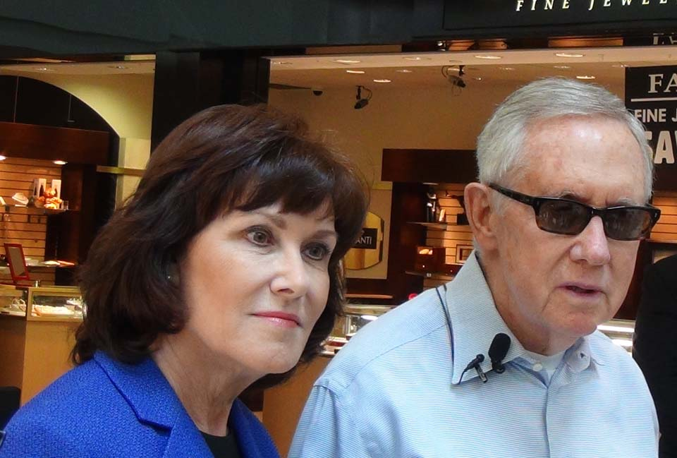 Schumer's Hand-Picked Senator: Jacky Rosen