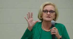 "Senator McCaskill Still Holding A ""Significant"" Amount Of Tainted Franken Cash"