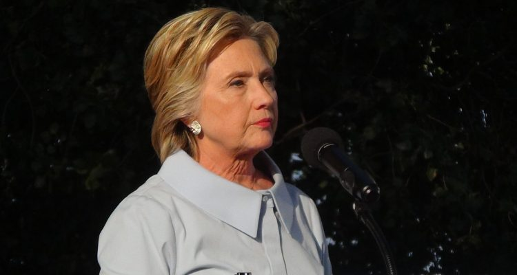 Hillary Charges Dems for Data