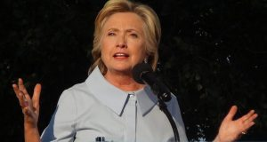 Hillary Can't Stop Talking About 2016