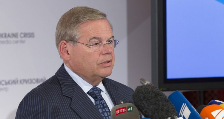 Majority PAC Embroiled In Menendez Trial