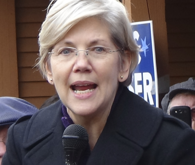 Warren Flip Flops on Israel