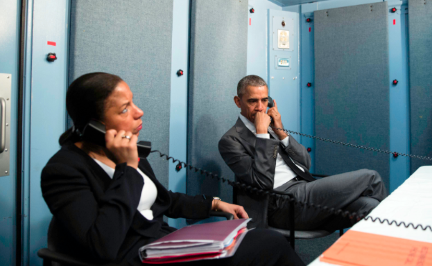 Susan Rice Caught Spinning for Obama in Facebook Smear