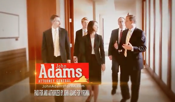 New John Adams Ad Highlights Critical Immigration Issue