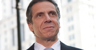 Cuomo's Progressive, NY Focused Outreach Strategy: National Establishment Endorsements