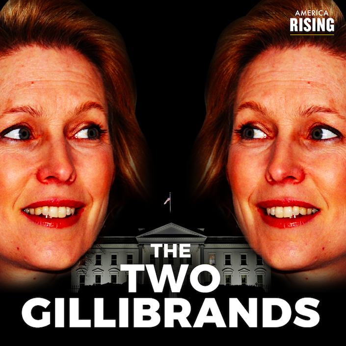 "Gillibrand's ""Two Gillibrands"" Problem Is Not Going Away"