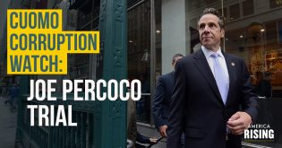 Cuomo's Favorability Slides On Heels Of Percoco Trial