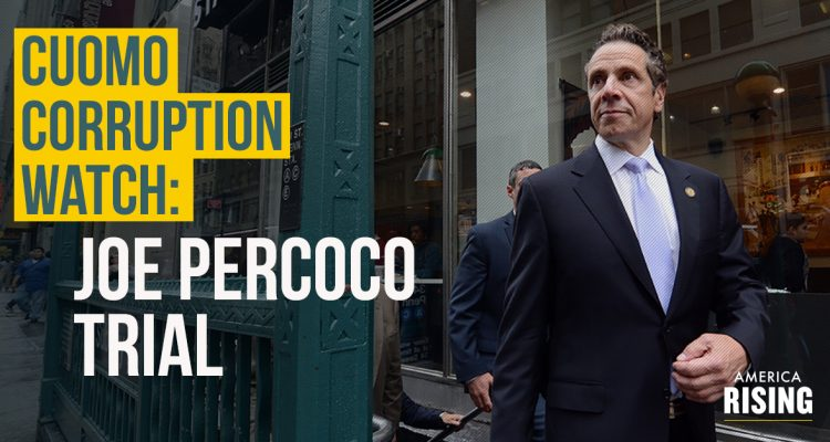 Cuomo Corruption Watch: The Percoco Trial Begins