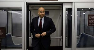 Profiles in Courage: Booker Following the Pack on Corporate Donations