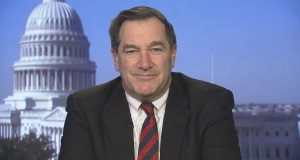 Video: IN Sen Debate: Donnelly Talks About Minority Staffers