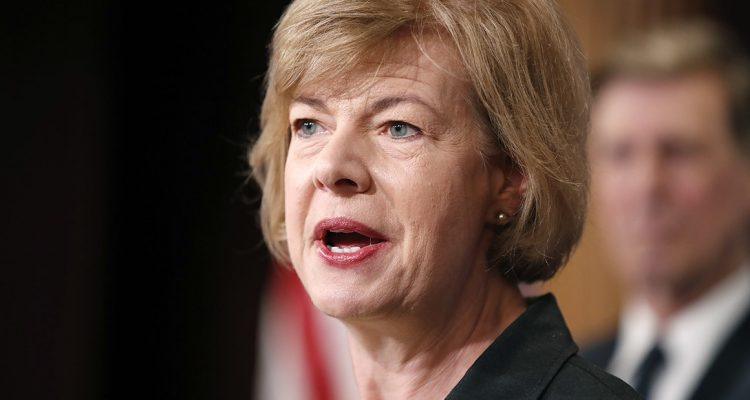 Baldwin Still Open To Repealing Parts Of The Tax Reform That Is Helping Wisconsin