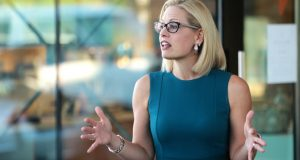 Meet Kyrsten Sinema: Unfiltered, Radical Liberal Hiding From The Press