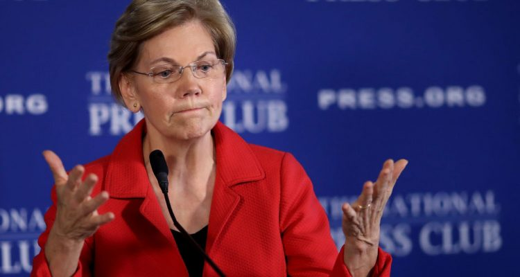 Elizabeth Warren Violated Her Own Fossil Fuel Purity Test