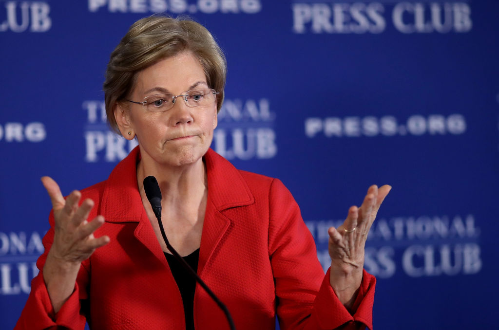 Boston Globe Ed Board: Warren Missed Her Chance to Run for President