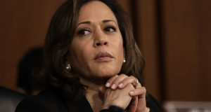 "Kamala Harris in Iowa: ""Noncommittal"" ""Vague"" ""Lack of Precision"""