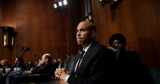 With Cory Booker, It's The Company He Keeps…