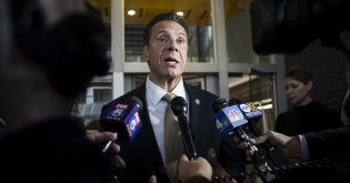 It Took One Day for Andrew Cuomo to Unravel Over News of a Primary Challenge