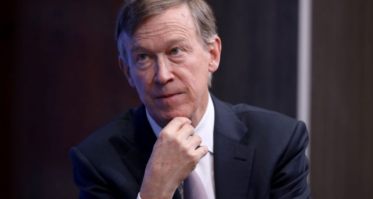 John Hickenlooper Rakes in Donations from Corporate Lobbyists and PACs Despite Campaign Pledge