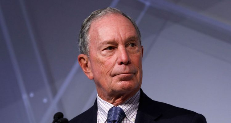 CNBC: Mike Bloomberg prepared to spend at least $100 million on a 2020 campaign if he decides to run