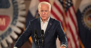 Joe Biden Attempts to Rewrite His Record on Building State Prisons