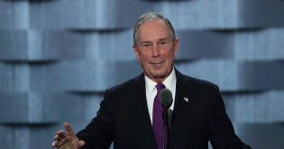 Bloomberg Bashes Ethanol and Iowa Voters