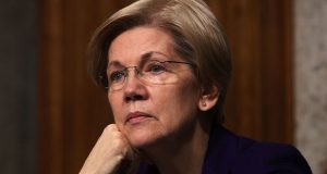 """Sign Of Duress For Elizabeth Warren"""