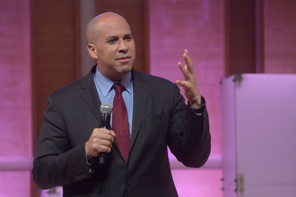 Booker Dodges on Eliminating Private Health Insurance