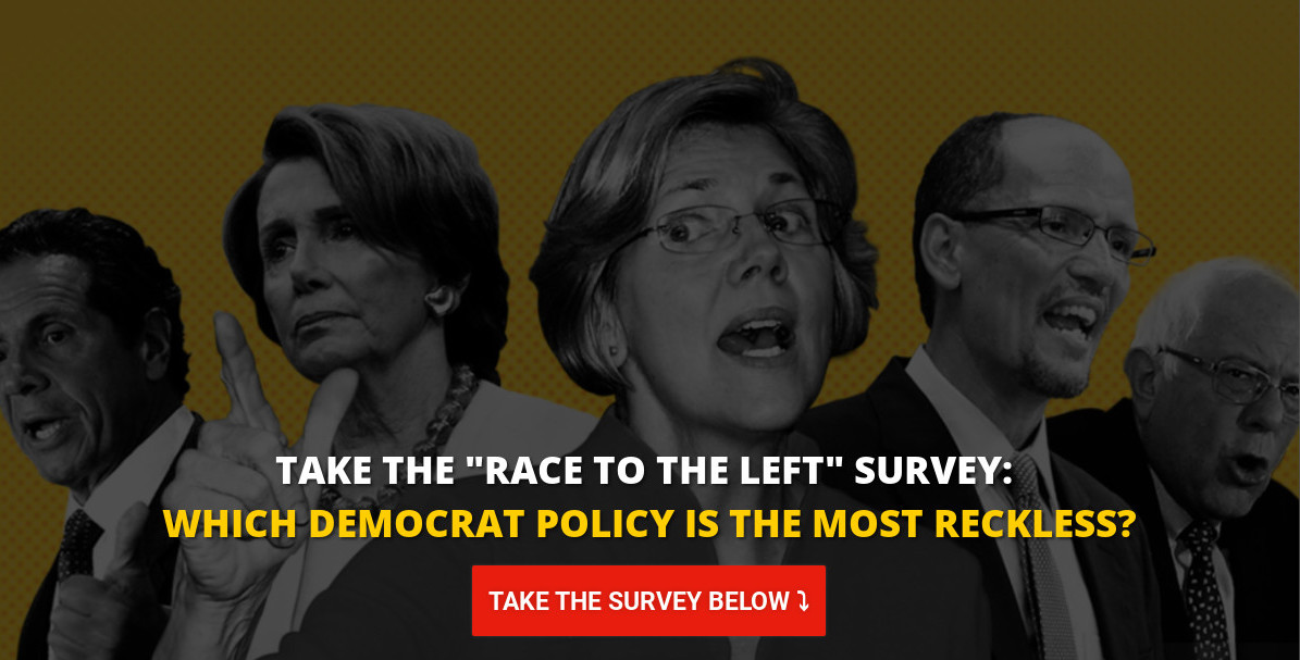 """SURVEY: The """"Race to the Left"""""""