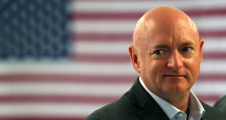 Democrat Mark Kelly's Close Ties to China Exposed in New Report