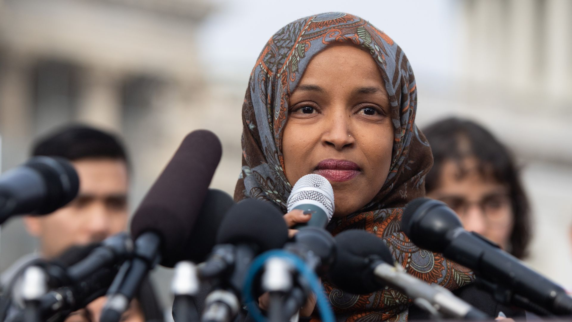Division Over Omar's Anti-Semitic Remarks Leave Dems in Disarray