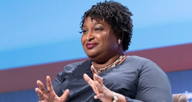 Stacey Abrams Uses Campaign Cash to Prop Up Non-Profit Ahead of Potential Senate Bid