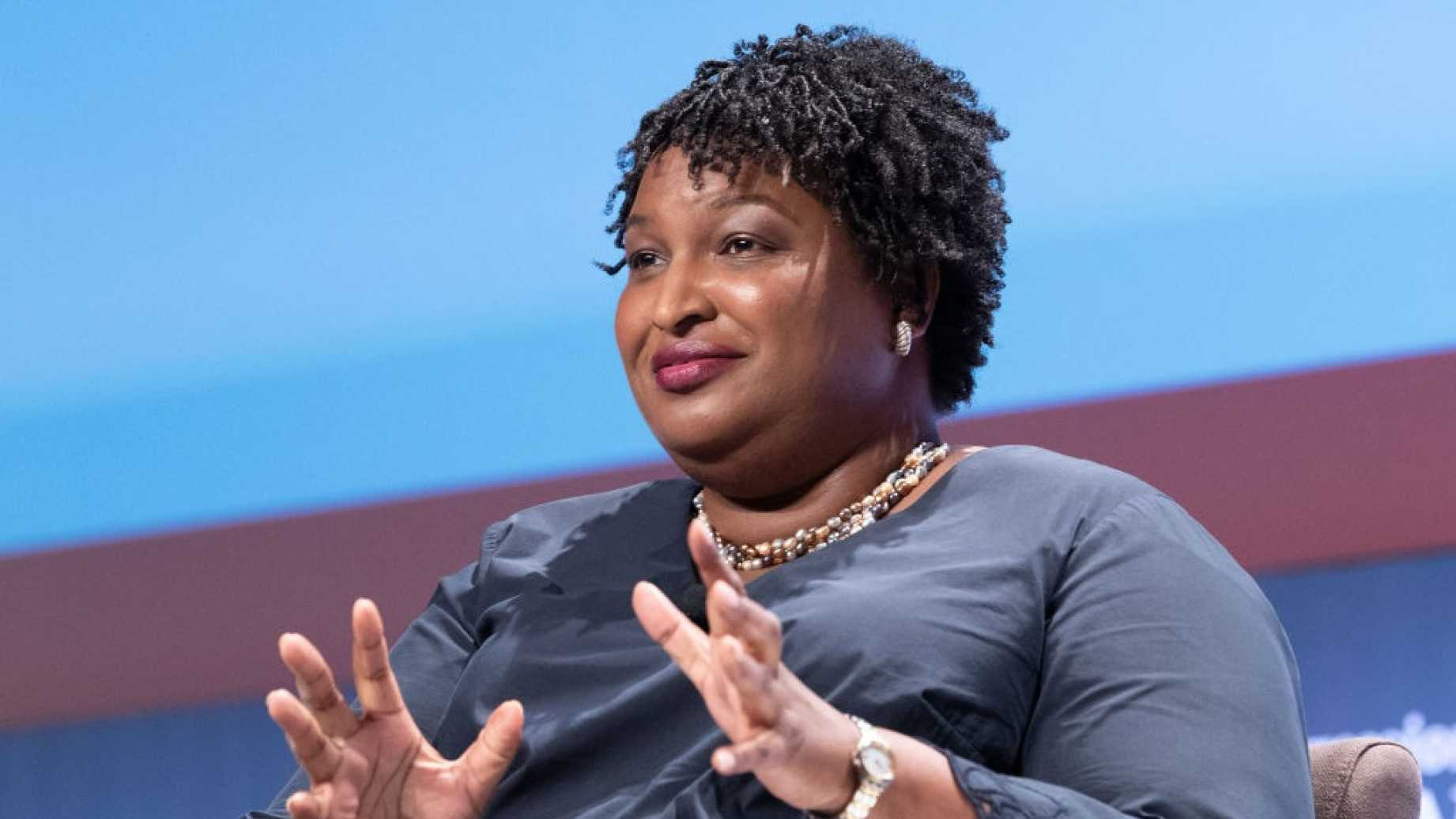 Abrams' Nonprofit Hit With Tax Liens… AGAIN