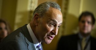 'Another Blow' for Chuck Schumer's Senate Recruitment Efforts