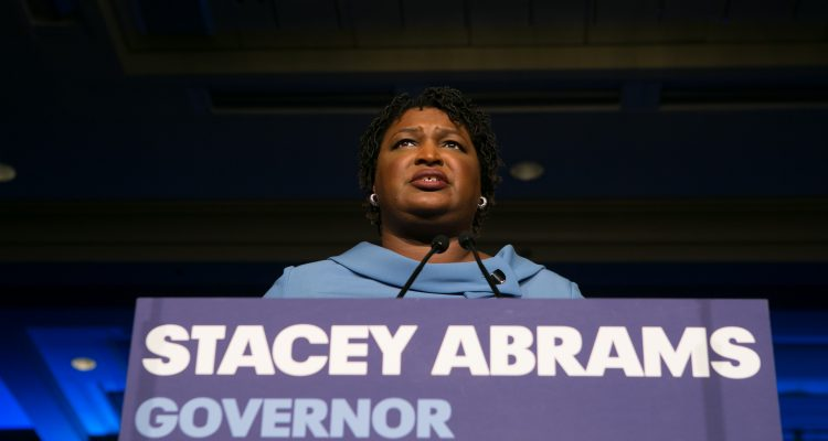 Stacey Abrams' Nonprofit Hit With Tax Liens… AGAIN