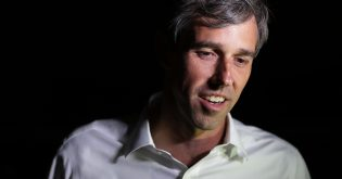 Beto O'Rourke Blames Congress for Militarization of Police