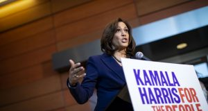Kamala Harris is All Over the Place on Eliminating Private Health Insurance