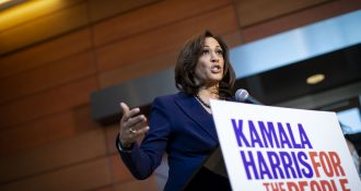 The Evolution of Kamala Harris' Truancy Policy  Stance