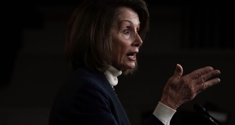"VIDEO: Nancy Pelosi Doubles Down On Ilhan Omar: ""Doesn't Understand"" That Words Are Fraught With Meaning"