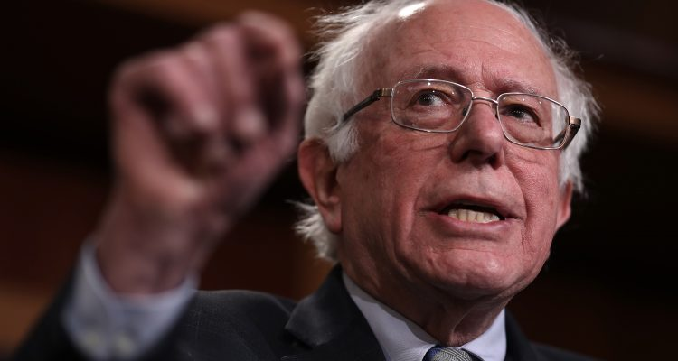 Bernie's 2020 Plans Could Have Negative Impact On 2018 Midterms
