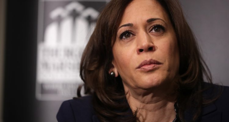 Politico: Harris and Booker borrow Trump's tactics in Supreme Court fracas