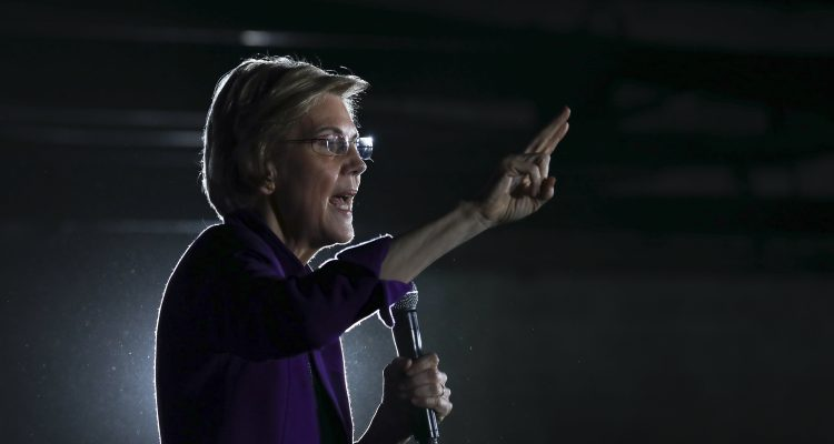 MA Voters Want Deval Patrick Over Elizabeth Warren For 2020 Dem Nomination