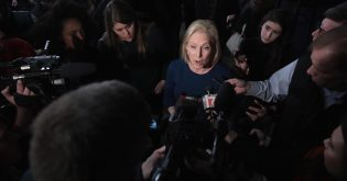 """VIDEO: Kirsten Gillibrand Says Allegations Against Her Office """"Didn't Rise To The Level Of Sexual Harassment"""""""