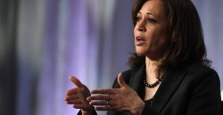 After Backlash, Kamala Harris Leaves Campaign Trail to Vote on Disaster Relief