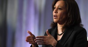 Kamala Harris Contradicts Herself Again on Eliminating Private Health Insurance