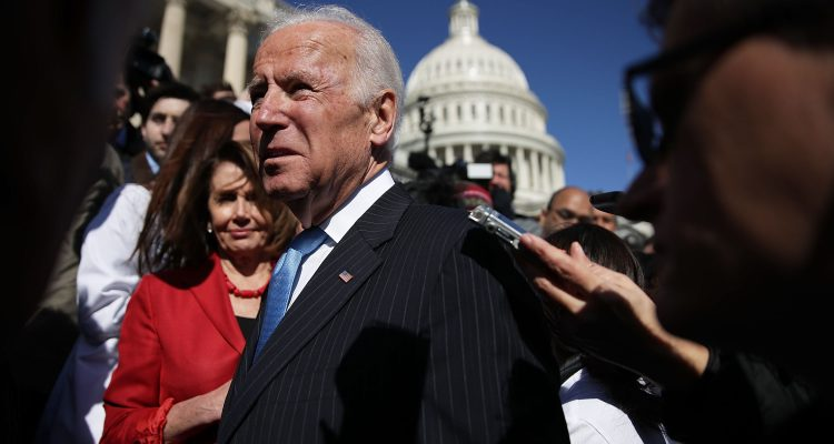 Joe Biden Caves To The Left On Hyde Amendment