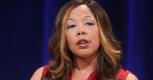 """Moderate"" Lucy McBath Backs California Liberal"