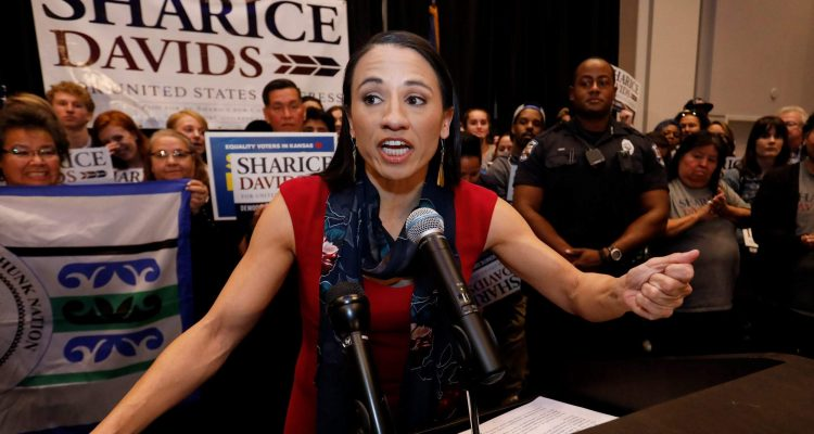 Democrat Congresswoman Sharice Davids Flip Flops on Medicare for All, Upsetting Liberals