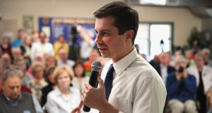 "Mayor Pete Buttigieg Spends ""Nearly Half"" His Time Away from South Bend to Run for President"